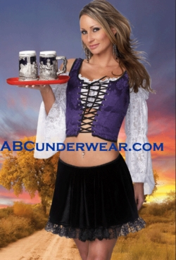 Wench Costume - Clearance