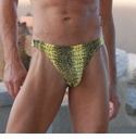Whip Snake Men's Thong Clearance