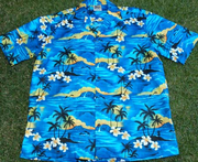 118 Hawaiian Blue, M - 3XL