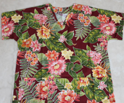 #13 Colorful flower<br>Size L (100% cotton)