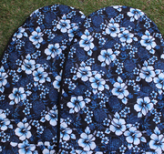 Hawaii car seat cover<br>32 Blue Pineapple (out of stock<br> (quilted)