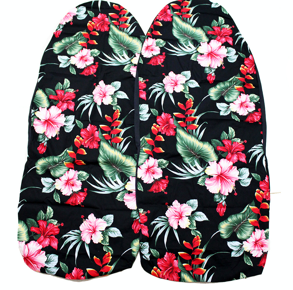 Hawaii seat cover hibiscus flower izmirmasajfo