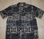 Hawaiian Shirt #57 Gray turtle XL-2XL