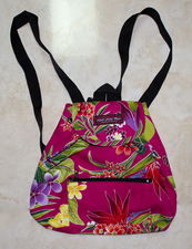 Medium backpack <br>Pink paradise