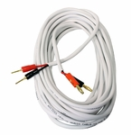 Acesonic BB930 30FT - 14AWG Banana Plugs to Pins Speaker Cable