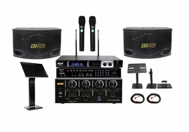 Acesonic KOD-2800(6TB) With Touchscreen + 300W BMB Equipments Package