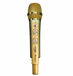 Acesonic RadioStar Karaoke Microphone with Bluetooth & FM Transmitter! Use with your Smartphone!-  <font color=&quote;ff0000&quote;><b>Open Box</b></font>