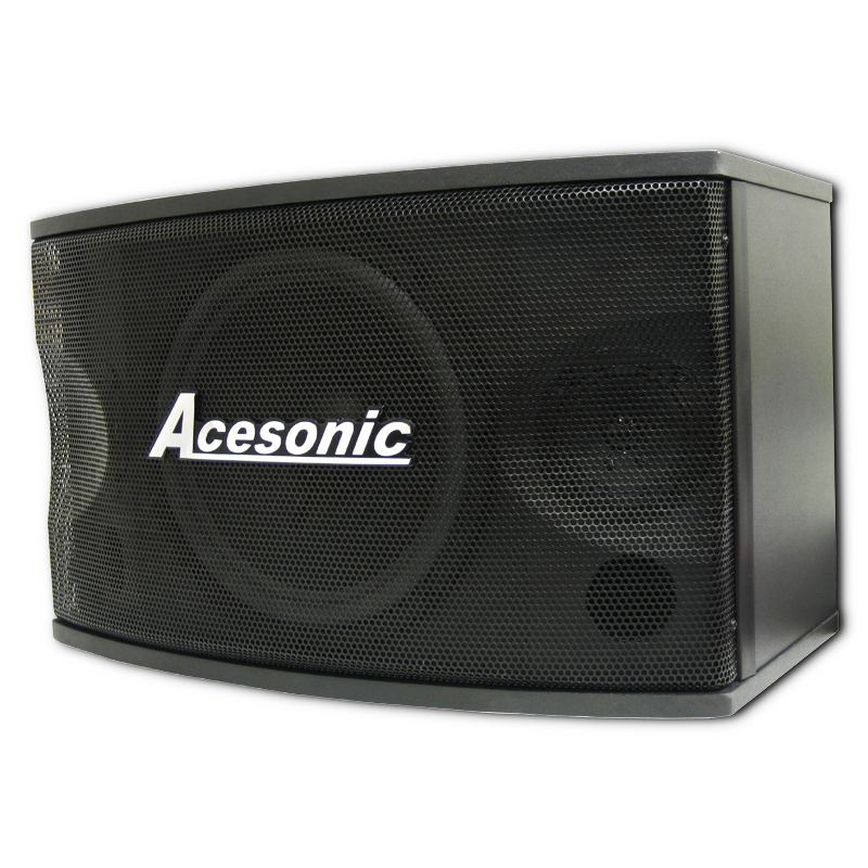 acesonic sp 450 300w professional vocal speaker system. Black Bedroom Furniture Sets. Home Design Ideas