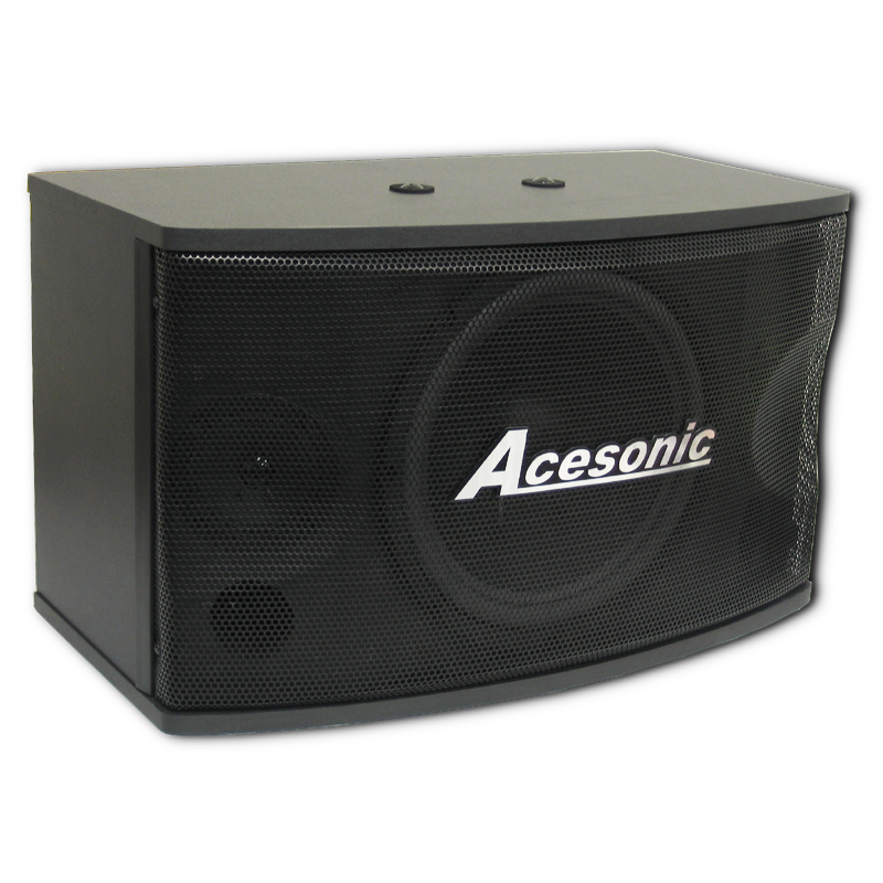 speakers on stands. acesonic sp-450 300w professional vocal speakers \u0026 stands (pair) on