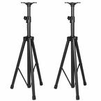 Acesonic SS-689 Professional Heavy Duty Speaker Stands (Pair)