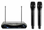 Acesonic UHF-200 Dual Wireless Microphone System