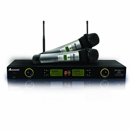 Acesonic UHF-5200 PRO 900MHz Digital Wireless Microphone System