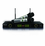 Acesonic UHF-5200PRO 900MHz Digital Wireless Microphone System -<font color=&quote;ff0000&quote;><b>Open Box</b></font>