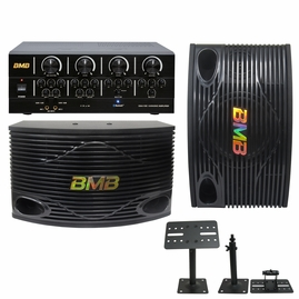 BMB 200W Karaoke System with Bluetooth
