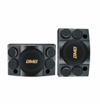 "BMB CSE-310 500W 10"" 3-Way Karaoke Speakers (Pair) - Open Box"