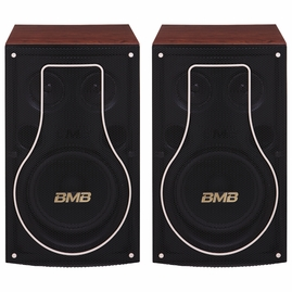 "BMB CSH-200 300W 8"" Vocal Karaoke Speakers (Pair)"