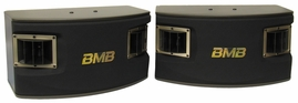"BMB CSV-450 500W 10"" 3-Way Karaoke Speakers (Pair)"