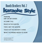 Daywind Karaoke CDG - Booth Brothers Vol. 2