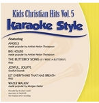 Daywind Karaoke CDG - Kids Christian Hits Vol. 5