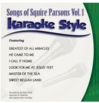 Daywind Karaoke CDG - Songs of Squire Parsons V.1
