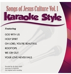 Daywind Karaoke CDG - Songs of the Jesus Culture Vol. 1