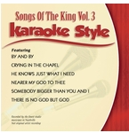 Daywind Karaoke CDG - Songs of the King Vol. 3