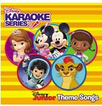 Disney Karaoke Series - Disney Junior Theme Songs - CDG