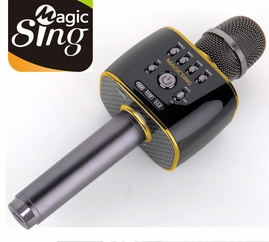 EnterTech MagicSing MP-30 Karaoke Bluetooth Microphone