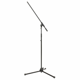 MS-101L Tripod Microphone Stand with Boom