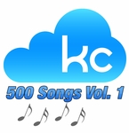 Karaoke Cloud - 500 English Song Collection Vol. 1