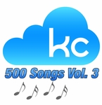 Karaoke Cloud - 500 English Song Collection Vol. 3