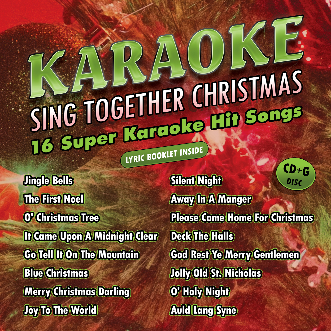 karaoke cloud cdg sing together christmas - Blue Christmas Karaoke
