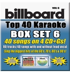 Party Tyme Billboard Top 40 Karaoke CDG Vol. 6