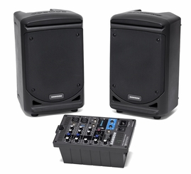 Samson Expedition XP300 300Watt Portable PA with Bluetooth