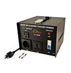 Simran AC-1000 - 1000W Step Up/Down Voltage Converter Transformer