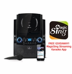 Singing Machine ISM990BT CDG Karaoke All-In-One System
