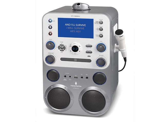 how to connect vibe singing machine to bluetooth