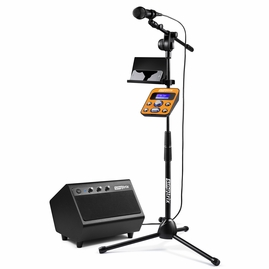 "Singtrix Party Bundle Premium Edition Karaoke System -<font color=""ff0000""><b>Open Box</b></font>"