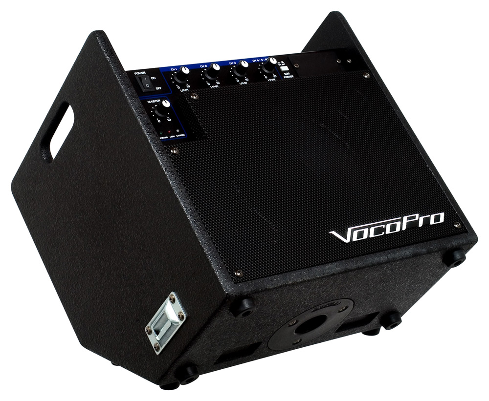 vocopro mobileman bt pa system with subwoofer bluetooth battery powered. Black Bedroom Furniture Sets. Home Design Ideas