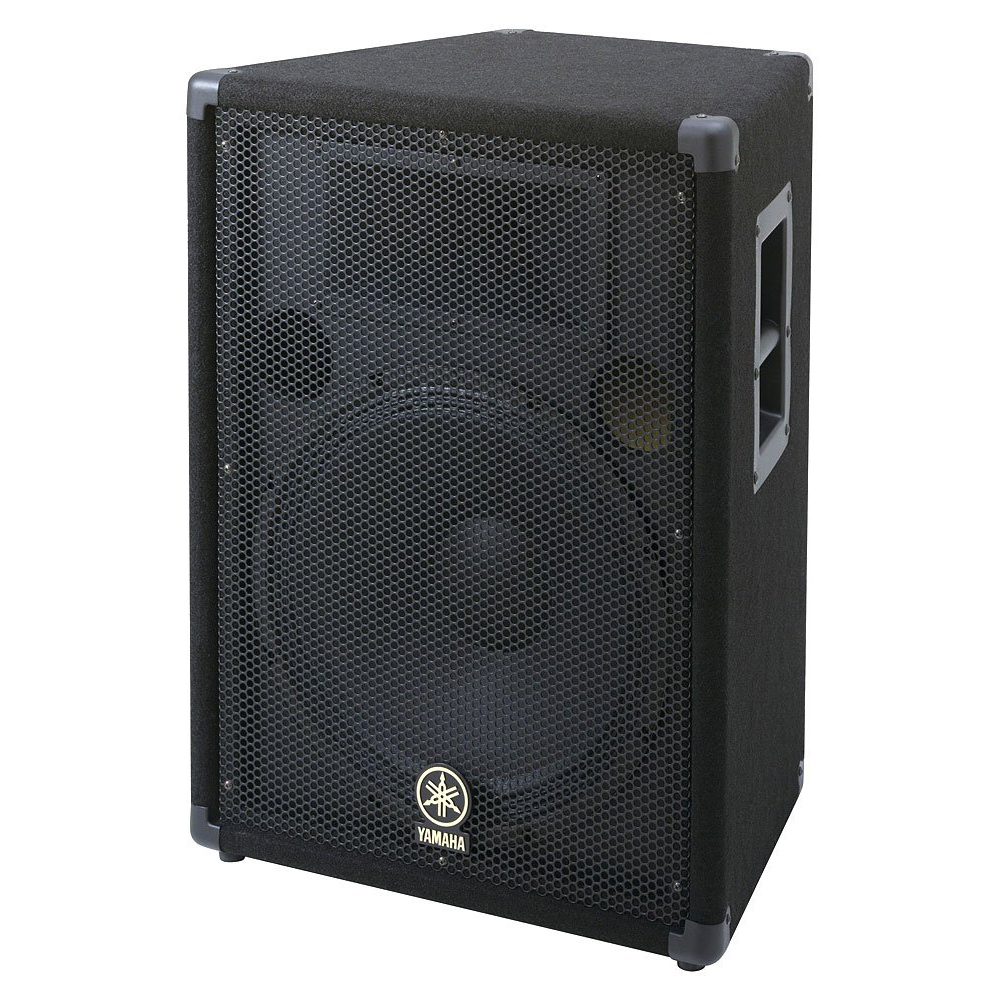 Yamaha br15 800w 15 2 way speaker cabinet for Yamaha 15 speakers