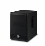 Yamaha DXS12 950W 12&quote; Powered Subwoofer -  <font color=&quote;ff0000&quote;><b>Open Box</b></font>