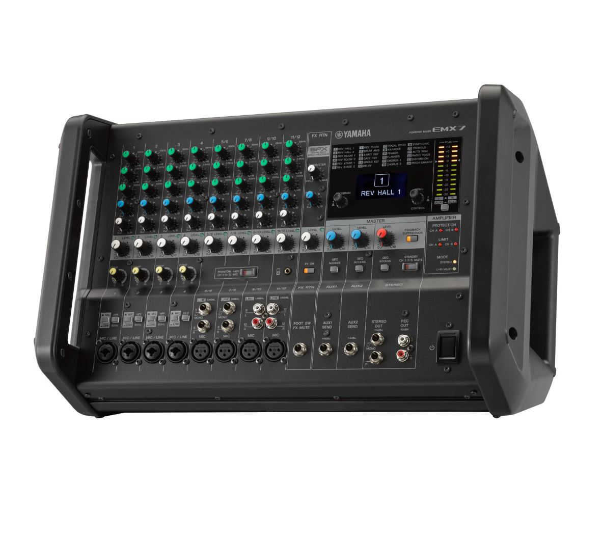 Yamaha Emx  Input Powered Mixer