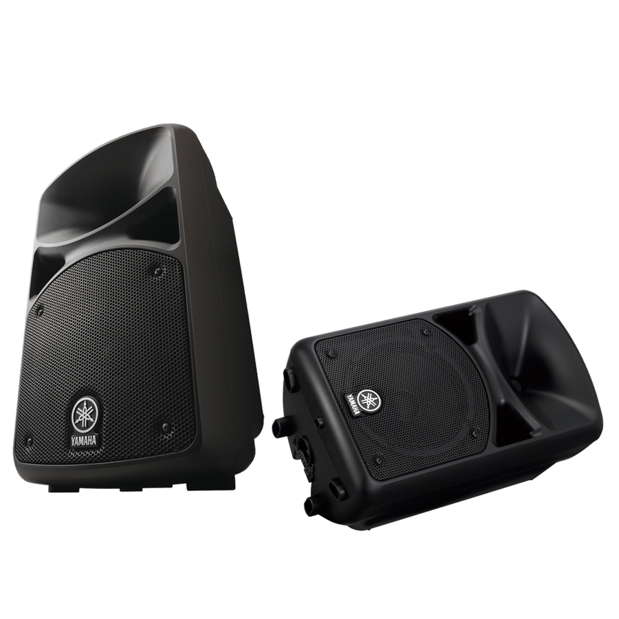 Yamaha stagepas 400i all in one portable 400w pa system for Yamaha stagepas 400i price