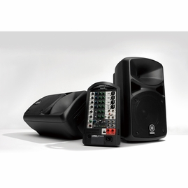 Yamaha STAGEPAS 400i All-in-One Portable 400W PA System