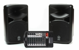 "Yamaha STAGEPAS 600i Portable 680W PA System - <font color=""ff0000""><b>Open Box</b></font>"