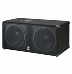 Yamaha SW218V 2,400W Club Series V Subwoofer