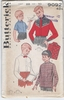 Butterick 9092 Boy's Cowboy Shirt, Chest 28""