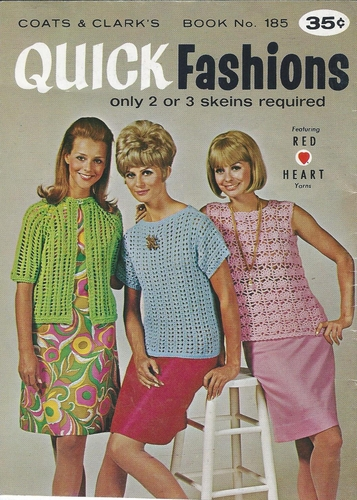 Coats & Clark's Quick Fashions 1968