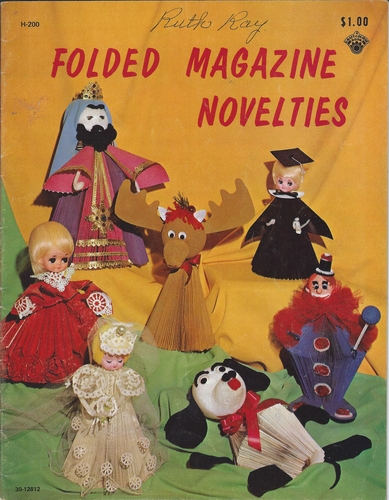Folded Magazine Novelties 1972