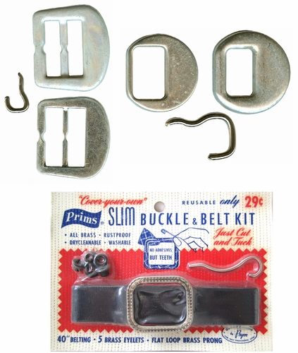 Make Matching Belt Buckles For All Your Outfits!